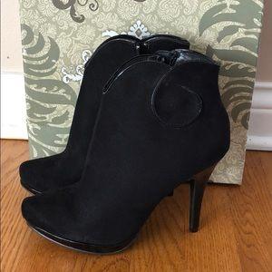 Limelight High Heel Shoe Boots, NIB, 7.5 M